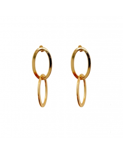 BOUCLES 2 OVALES
