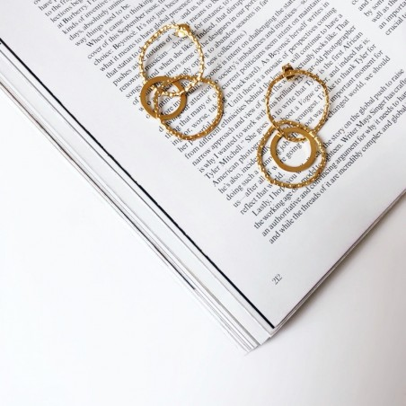 BOUCLES VINTAGE SMALL