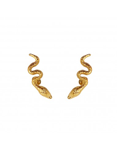 EARRINGS BABY SNAKE