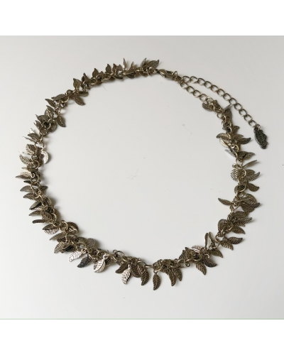 NECKLACE LEAVES