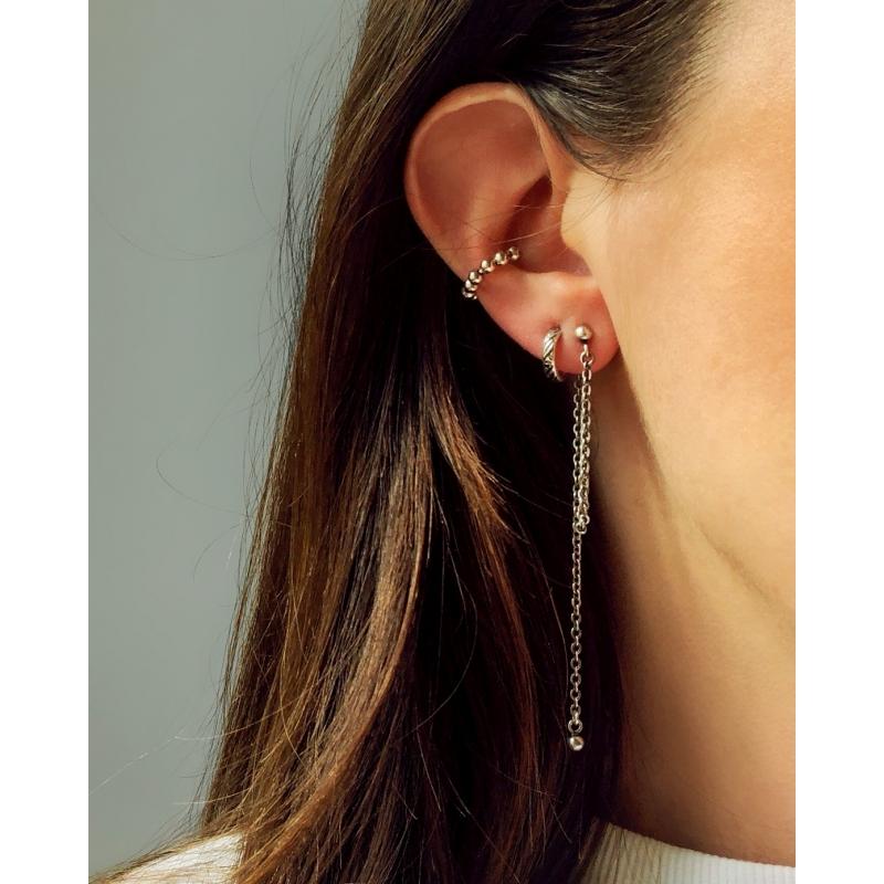 ICE EAR RING