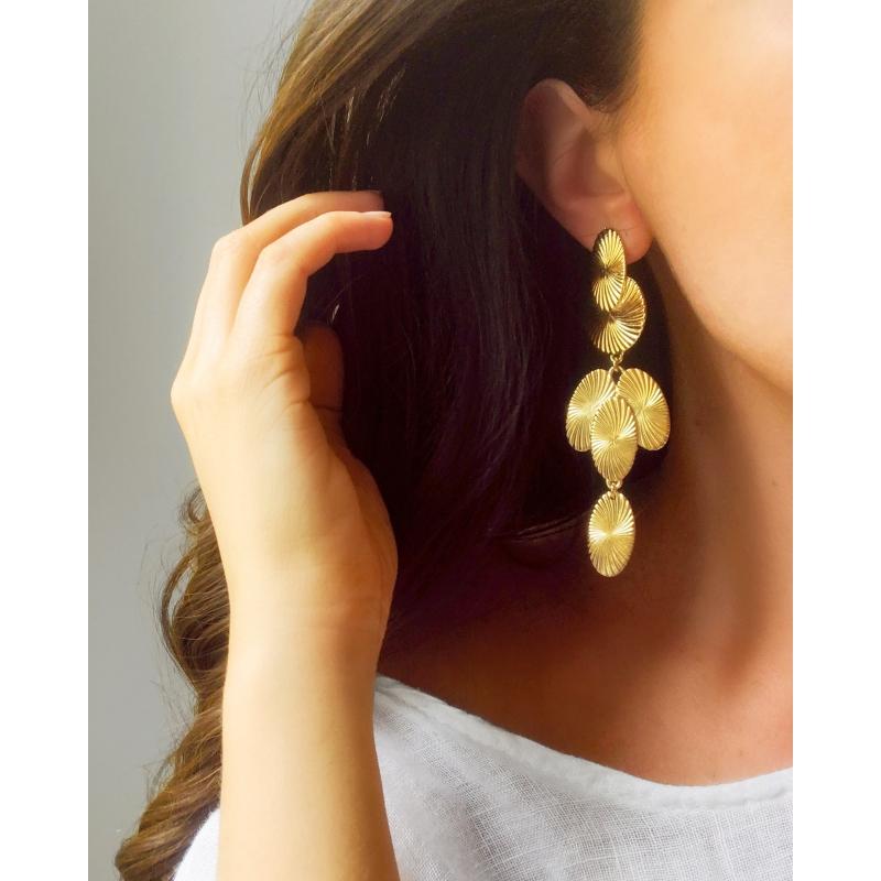 PLUME EARRINGS