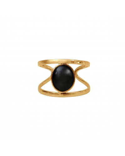OR AGATE NOIRE